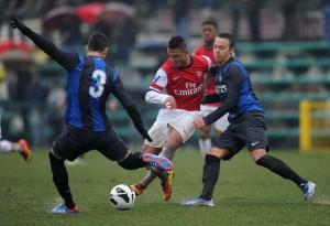 Serge Gnabry at Inter Milan