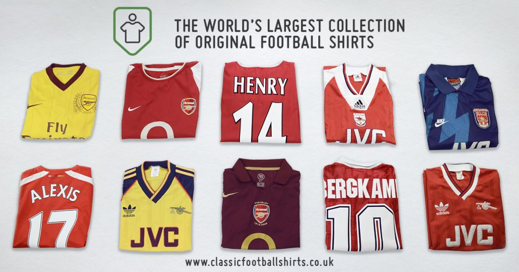 FB Arsenal New Folded Shirts